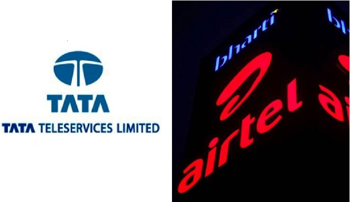 ٹاٹا نے کیا موبائل کاروبار کو بائے بائے، ایئرٹیل میں ہوگا ضم، مفت میں ہوگا سودا