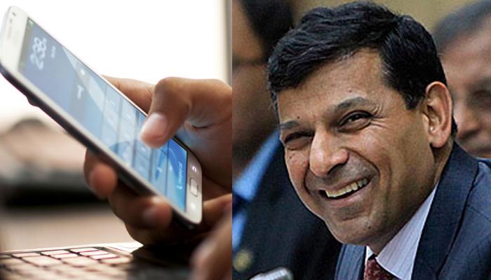 اسمارٹ فون کے ذریعے پیسہ بھیجنا ہوگا آسان:رگھو رام راجن