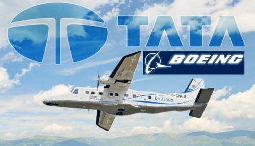 بوئنگ، ٹاٹا مل کر حیدرآباد میں لگائیں گے خلائی ٹیکنالوجی پلانٹ