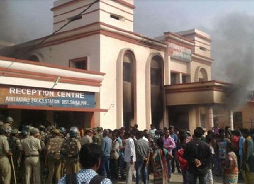 اڑیسہ:پولیس حراست میں موت کے خلاف پولیس اسٹیشن پر حملہ