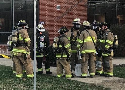 لفافہ کھولنے کے بعد 14 افراد علیل: ورجینیا