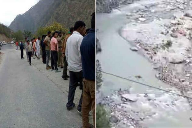 اترکاشی میں بڑا بس حادثہ، مدھیہ پردیش کے 20 افراد کی موت