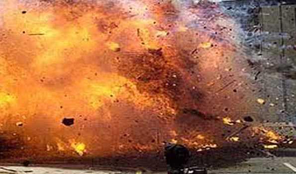 منی پورمیں میلے میں دھماکے ،10 زخمی