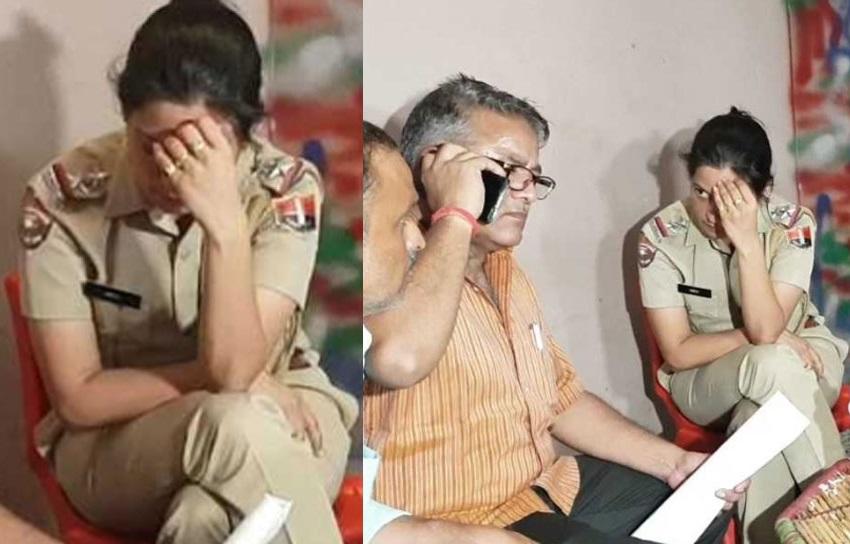 پانچ لاکھ کی رشوت کے ساتھ گرفتار ہوئی خاتون سب انسپکٹر