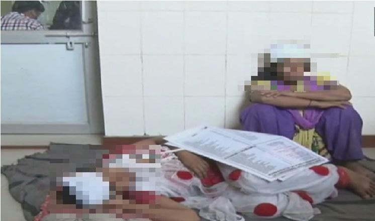 کانپور: چھیڑخانی سے بچنے کے لیے ماں-بیٹی نے چلتی ٹرین سے لگائی چھلانگ
