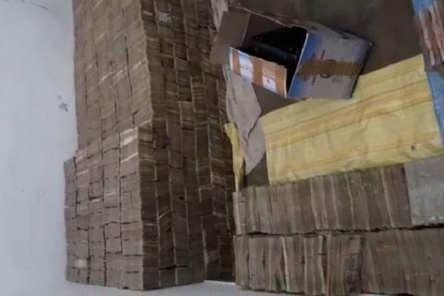 کانپور میں 96 کروڑ روپے کے پرانے نوٹ برآمد