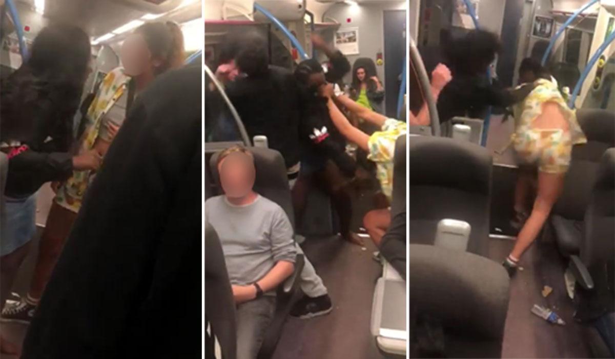 برمنگھم: جب ایک مسافر نے دوسرے مسافر پر پھینکا