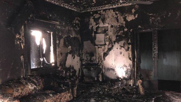 مکان میں آگ لگنے سے سات کم سن بہن، بھائی جاں بحق