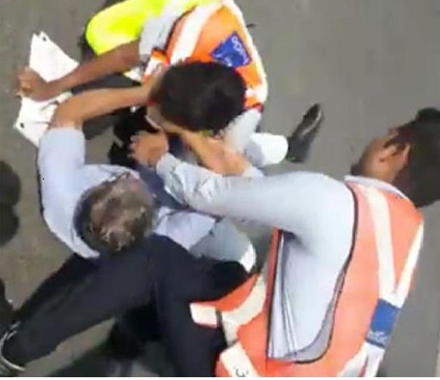 دہلی ایئر پورٹ پر انڈگو اسٹاف نے کیا مسافر سے ہاتھاپائی، ایئر لائن نے مانگی معافی
