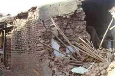 مکان کی دیوار گرنے سے دو بچے ہلاک