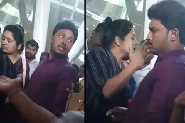 ٹی وی اداکارہ نے بغیراجازت فوٹو لینے پر ٹیچر کی پٹائی کردی