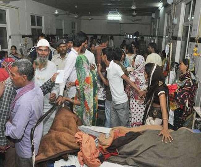 گوالیار: غلط انجکشن لگانے سے ہسپتال میں شریک 40 سے زائد خواتین بیمار