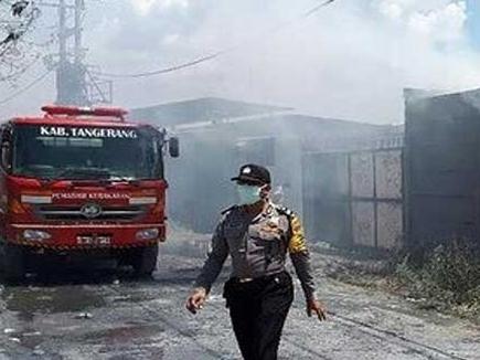 انڈونیشیا: پٹاخہ فیکٹری میں دھماکے سے 27 ہلاک، 35 زخمی
