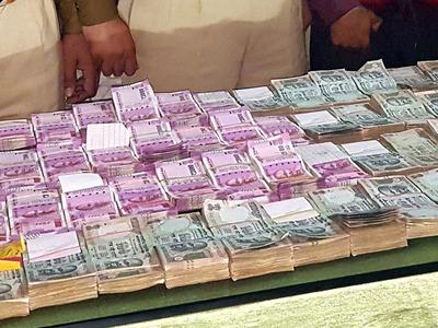امروہہ میں 70ہزار کے جعلی نوٹ برآمد،دو گرفتار