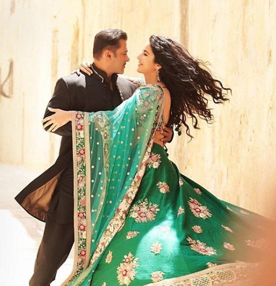 فلم بھارت میں پھر ساتھ نظر آئیں گی سلمان-کٹرینہ کی جوڑی