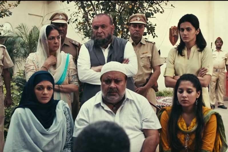 """پاکستان میں بین ہوئی فلم """"ملک"""""""