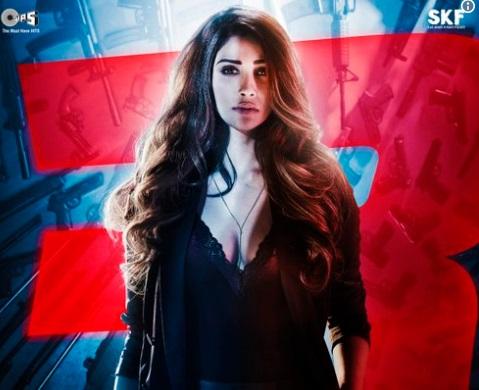 'ریس 3' میں بالی وڈ اداکارہ ڈیزی شاہ کا اہم رول