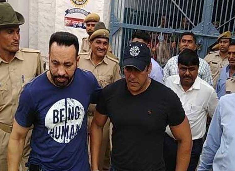 جودھپور سینٹرل جیل سے رہا ہوئے سلمان خان