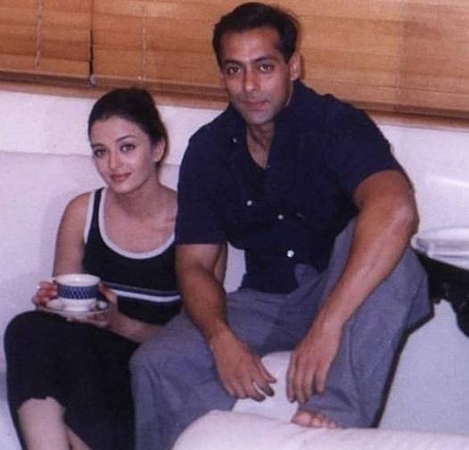 فلیش بیک: سلمان اور ایشوریا کی یہ پرانی فوٹو سوشل میڈیا وائرل