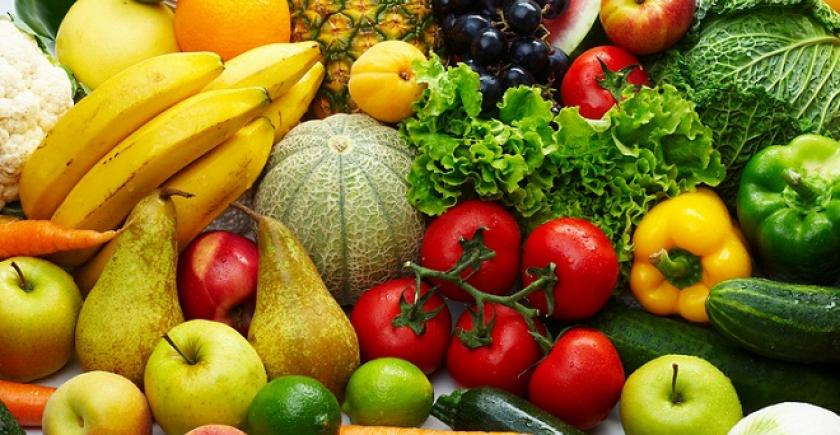 پھل اور سبزیاں فالج سے بچاؤ کے لیے مفید ہیں، تحقیق
