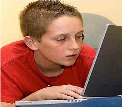 لیاپ ٹاپ ریڈیشن سے بچوں کو ہے خطرہ