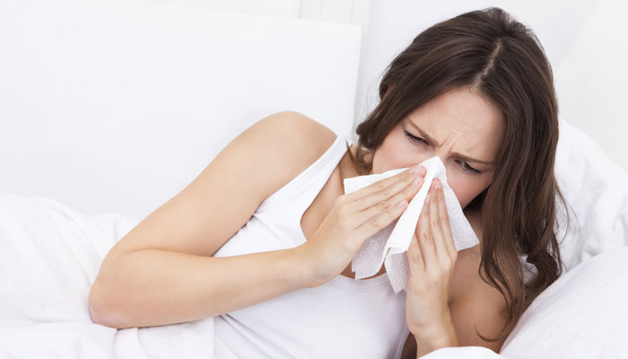موسم سرما میں ہونے والی بیماریوں سے بچاؤ کے لئے گھریلو اقدامات