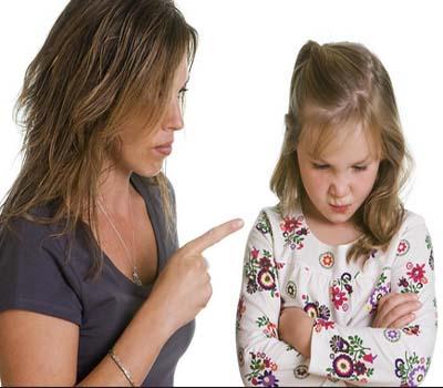 پیار سے سمجھانے پر بچے سنیں گے آپکی بات
