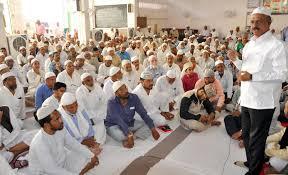 حیدر آباد میں عازمین حج کا تربیتی اجتماع