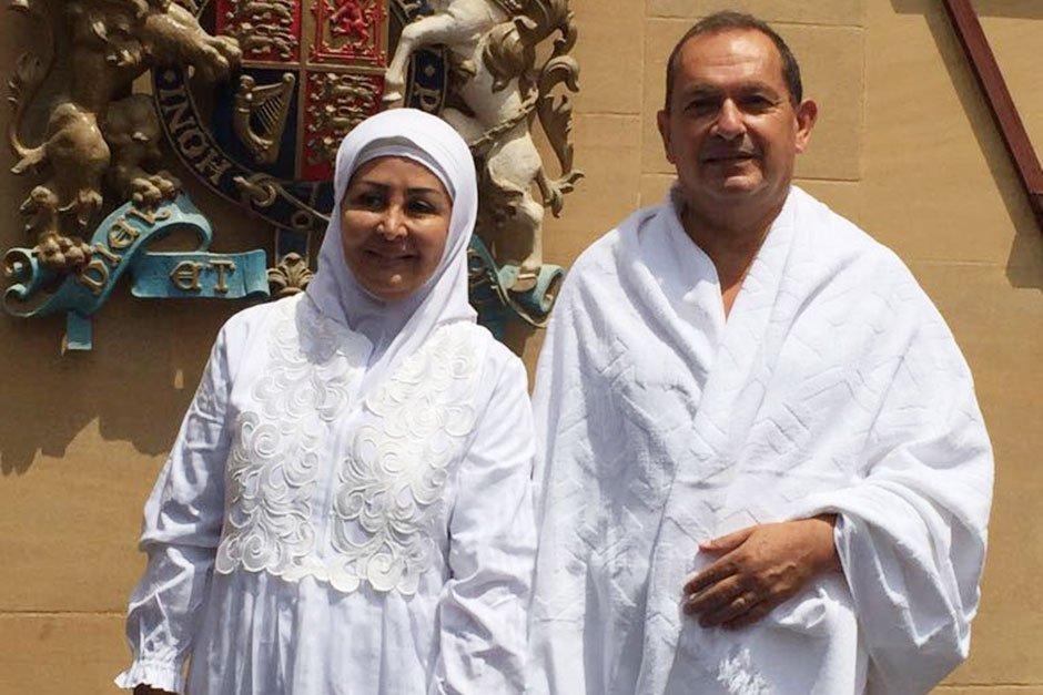 برطانوی سفیر کا قبولِ اسلام اور حج کی سعادت