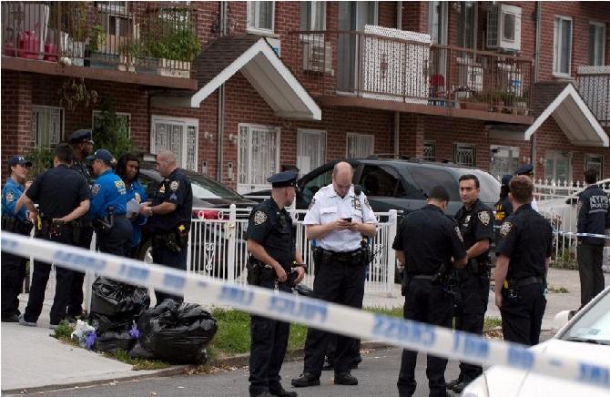 نیویارک کے ڈے کیئر سینٹر کے 3 شیر خوار بچوں اور 5 افراد پر قاتلانہ حملہ