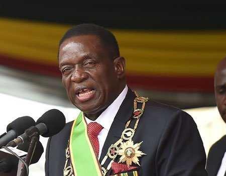 زمبابوے صدارتی انتخابات میں منانگاگوا کی جیت