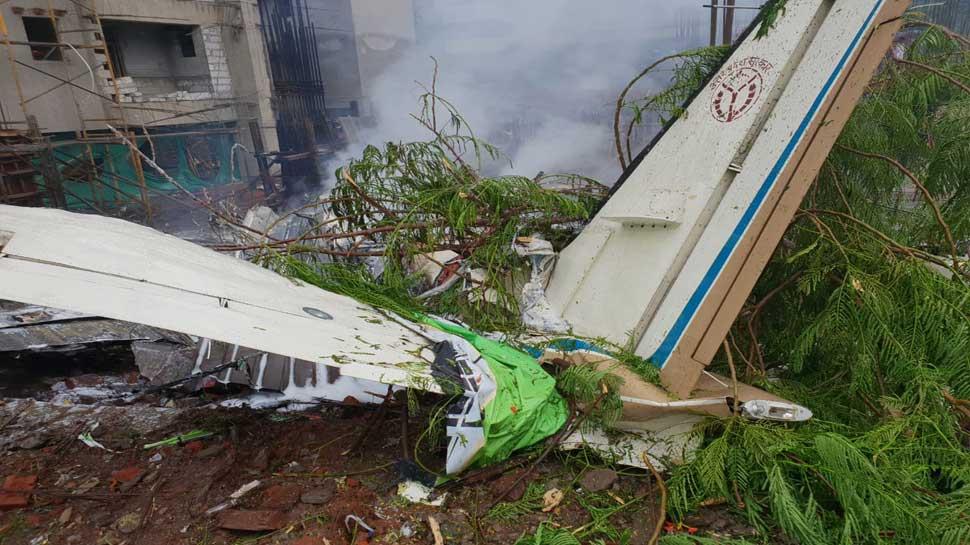 ٹیسٹ پائلٹ پر تھا کنگ ایئر سی -90 ہوائی جہاز، ٹیک آف کرتے ہی پائلٹ نے کھویا کنٹرول