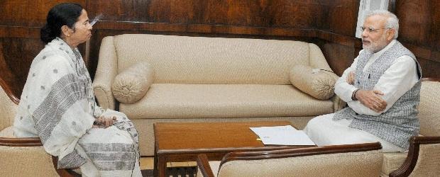 ممتا بنرجی نے وزیر اعظم سے ملاقات کا وقت مانگا