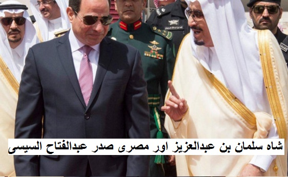 مصر اور سعودی تعلقات کو مضبوط بنانے پر اتفاق