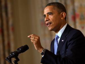 اوباما نے بجٹ بل پر دستخط کر دیے، فوجی اخراجات کیلئے 5کھرب 52 ارب ڈالر