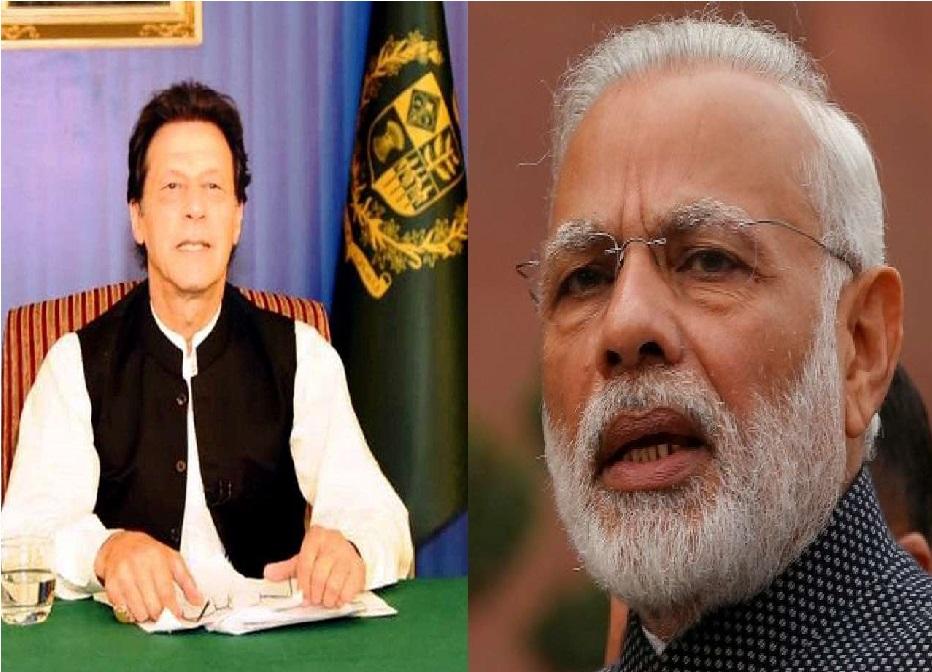 ہندوستان ، پاکستان کے ساتھ بامعنی اور تعمیری رابطہ کے حق میں : مودی کا عمران کے نام خط