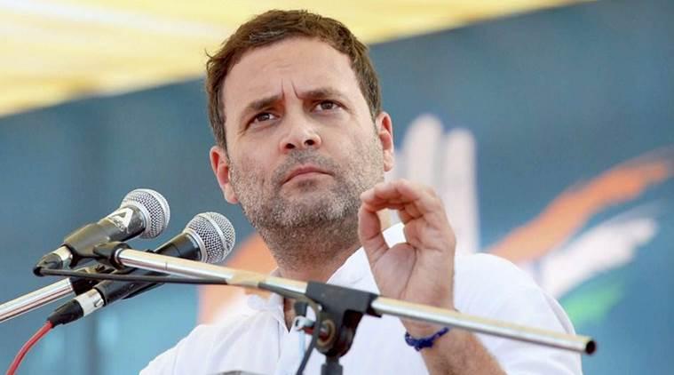 راہل گاندھی: - (2019) میں کانگریس بڑی پارٹی بنتی ہے تو میں وزیراعظم بننے کو تیار ہوں