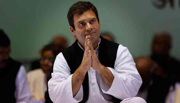 راہل گاندھی نے سنبھالی کانگریس کی کمان