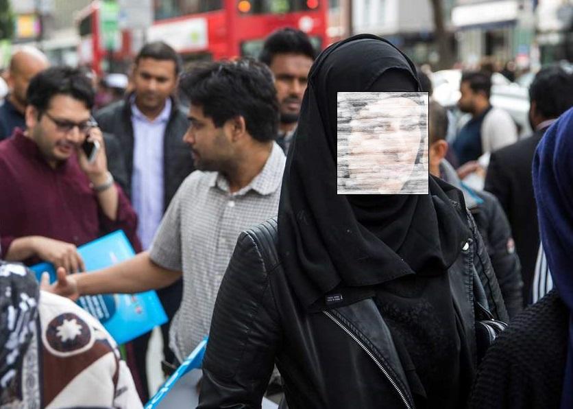 مسلم لڑکی کا حجاب شرپسندوں نے نوچ کر پھینک دیا : بیلجئم