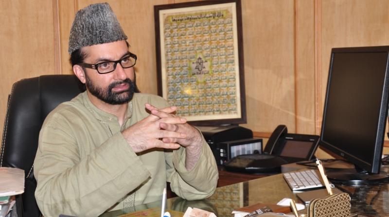 کشمیر میں پتھراؤ کے واقعہ میں سیاح کی موت، میرواعظ نے کہا ' اس غنڈہ گری کی مذمت کرتا ہوں