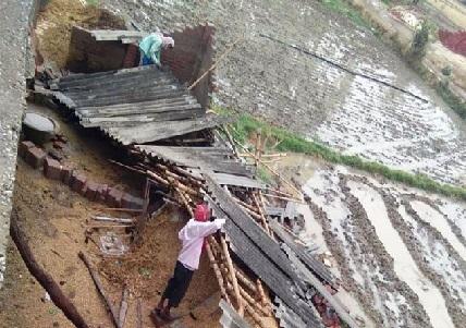 تباہی کی آندھی سے راجستھان اور یوپی میں 100 سے زائد لوگوں کی موت