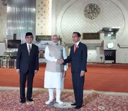 ہندستان اور انڈونیشیا بین عقائد مکالمے پر راضی
