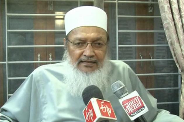 مسلم پرسنل لا بورڈ کی کوششوں کی وجہ سے ہی تین طلاق بل راجیہ سبھا میں پاس نہیں  ہوسکا : ولی رحمانی
