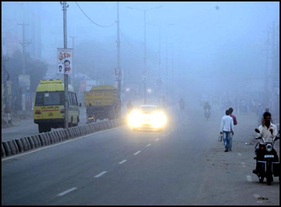 حیدرآباد میں درجہ حرارت میں گزشتہ چند دنوں سے اضافہ
