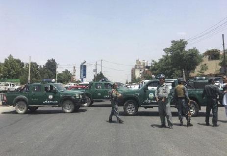 افغانستان میں خود کش بم حملے میں 14 ہلاک