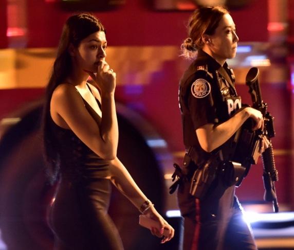 ٹورنٹو میں فائرنگ، 10افراد زخمی،حملہ آور مار گرایا گیا