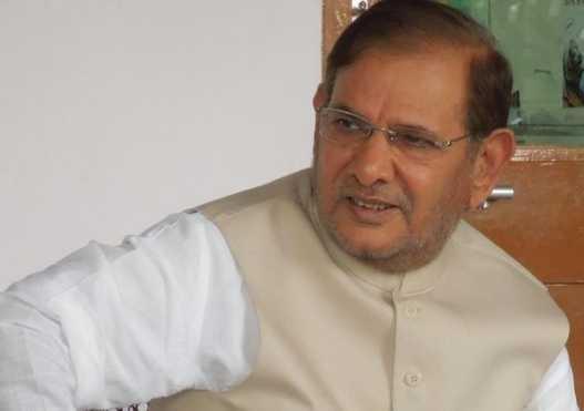 رام مندر کے نام پر بی جے پی ملک کو گمراہ کررہی ہے: شرد یادو