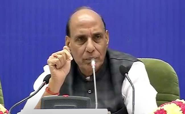 اکھلیش کے دعوے کھوکھلے، یو پی میں بی جے پی کو ملے گا اقتدار: راج ناتھ