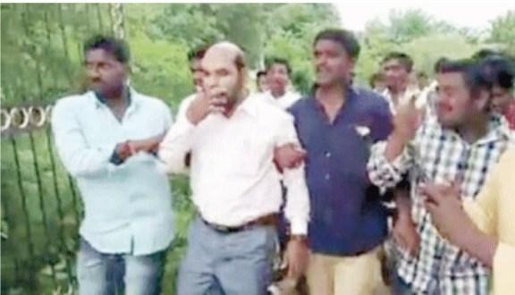 مسلم پرنسپل پر حملہ کے بعد چھ افراد کو گرفتار