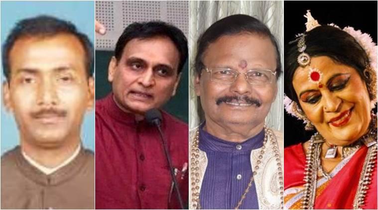 رام ناتھ کووند نے راجیہ سبھا کے لیے چار لوگوں کو کیا نامزد
